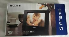 """Sony DPF-D810 8"""" Digital Picture Frame FREE SHIPPING"""
