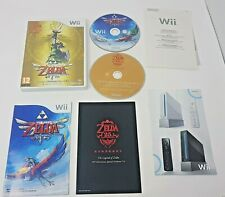 wii The Legend Of Zelda  SKYWARD SWORD Special Orchestra CD Limited Edition PAL