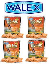 4x Walex Tropical Bio Pak Holding Tank Deodorizer Toilet Chemical - Caravan RV