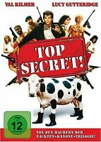 Top Secret - Val Kilmer - DVD - OVP - NEU