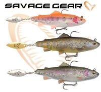 New Savage Gear 4D TROUT SPIN SHAD 11cm  Predator Lure Fishing Perch Pike Bass