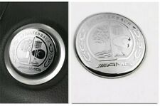 40mm AMG Affalterbach Logo Benz Start Engine Aufkleber Sticker Multimedia Emblem