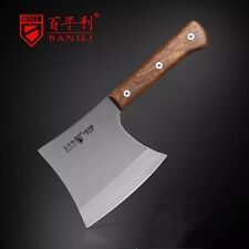 King Of The Chop Knife Made By Special Steel Stay Sharp Easy Cut Any Strong Bone