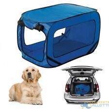 De transport Pliant Boîte Niche pour chien voyage Voiture Chat Animaux compagnie
