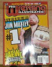 Pro Wrestling Illustrated magazine Dec 2020 Collector's Jon Moxley PWI 500 #1