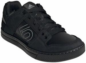 Five Ten Freerider DLX Flat Shoes   Core Black / Core Black / Grey Three   8