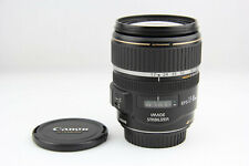 Canon EF-S 17-85mm 1:4-5.6 IS USM Canon EF-S Mount TOP