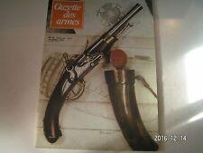 **d Gazette des armes n°75 Pistolet de Bord modèle 1786 / Beretta modèle 92