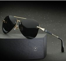 MERCEDES BENZ SUNGLASSES MEN'S POLARIZED UV400 BRAND NEW FASHION LUXURY DESIGN