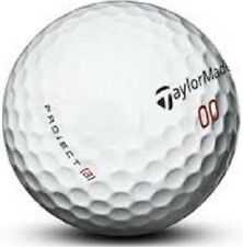 50 Taylormade Project A Near Mint Used Golf Balls 4(A) Quality
