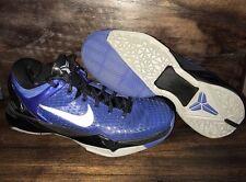 Nike Zoom Kobe 7 VII ELITE royal Metallic Sz. 8