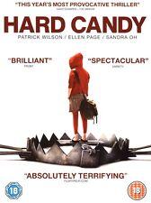 ADULT THRILLER DVD – HARD CANDY – PATRICK WILSON & ELLEN PAGE