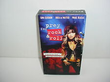 Prey for Rock and Roll VHS Video Tape Movie Gina Gershon Drea De Matteo