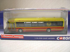 Corgi  Wright Eclipse First Potteries Red/Yellow  RefOM46018B