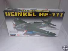 HEINKEL HE-111 PLANE LINDBERG MODEL KIT 1/72 NEW
