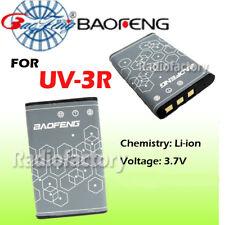 Original Baofeng Batería Para Uv-3r doble banda de radio Ham