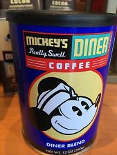 disney goofy candy co. coffee mickey mouse 12 oz. diner blend new sealed