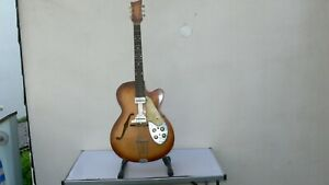 Alte Jazz Gitarre Archtop