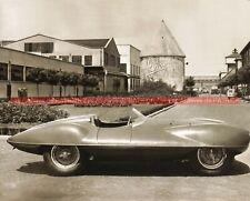 ALFA ROMEO Disco Volante 1952 Fiche Auto #009029