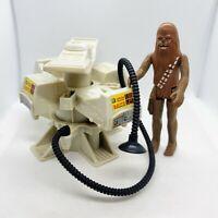 Vintage 1983 Star Wars Vehicle Maintenance Energizer Mini-Rig Chewbacca Figure