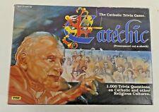 More details for tyco catechic catholic trivia board game pope john paul ii (e15)