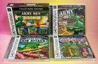 Army Men: Gold Collectors' Edition Playstation 1 2 PS1 PS2 Game Complete 1 Owner