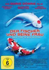 DER FISCHER UND SEINE FRAU (ALEXANDRA MARIA LARA, CHRISTIAN ULMEN)  DVD NEU