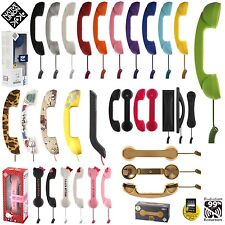 GENUINE Native Union POP PHONES Vintage Retro Handset VARIOUS COLOURS for iPhone