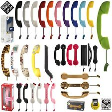 Native Union Pop Phone Handset for iPhone 6s 6 5s 5 SE 5c iPod Touch Leopard