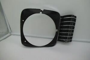 1969-72 Chevy Nova ORIGINAL Headlight Driver Side Bezel GM 3949789 LH Painted