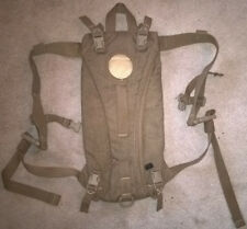 USMC Hydration System Carrier, Coyote Brown, Surplus 170826-1