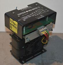 Lutze NG-24/15 Art Nr 720613 3 Phase Transformer 440VAC Power supply 24V DC 15A