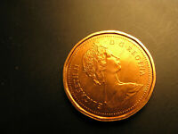 Canada 1985 Brilliant Uncirculated Small Cent.
