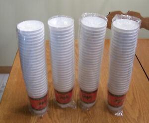 100-VINT. BACARDI RUM UNLEASH THE PARTY 10 OZ. REUSABLE PLASTIC GLASSES CUPS-NOS