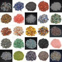 100g Natural Crystals Gravel Bulk Tumbled Stones Minerals Healing Raw Gemstones