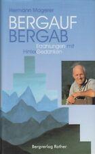 Bergauf Bergab - Erzählungen mit Hintergedanken Band 1 von Hermann Magerer