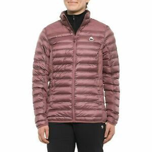 $175! NWT Burton Women's WB Evergreen SN CL INS Insulated Jacket Rose Brown L