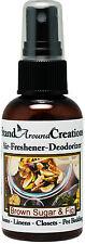 Premium Concentrated Air Freshener - 2oz-  Brown Sugar & Fig / Room Deodorizer