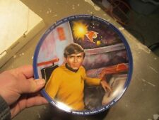 Star Trek Chekov Hamilton Ernst Plate In Box