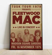 More details for fleetwood mac gig poster, fleetwood mac print, stevie nicks print
