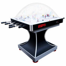 ESPN 2-Player Premium Dome Bubble Hockey Table with LED Scoring System