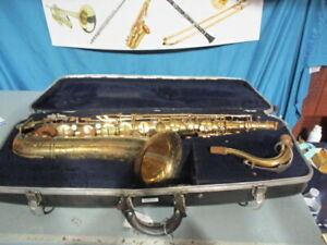 Conn tenor saxophone
