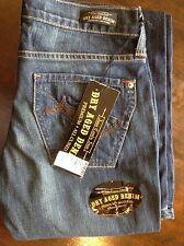 James Jeans ZEN blue womens boot cut jeans 26' 34L