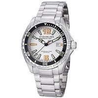 Stuhrling Regatta Captain Men's 44mm synthetic sapphire Quartz Watch 382.33112