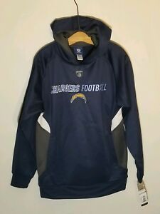san diego chargers hoodie sweatshirt xl new reebok NFL Youth XL 18/20