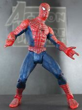"""SPIDER-MAN 2002 Leaping 6"""" Action Figure Toy Movie MARVEL Comics Super Hero Man"""