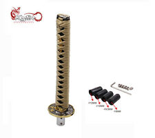 Kylin Sword Handle Gear Shift Knob Car Manual Transmission Shifter Stick Gold