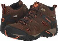 NIB Men's Merrell Deverta Mid Ventilation Waterproof Hiking Boot Moab Accentor