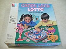 1987 Milton Bradley Candy Land Lotto Game