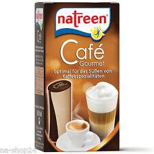 Natreen Dispenser 500 Tabs Sweetener Café Gourmet Tablets Cafe